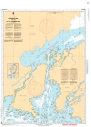 Buy map Playgreen Lake to/au Little Playgreen Lake by Canadian Hydrographic Service from Canada Maps Store