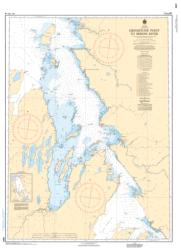 Buy map Grindstone Point to Berens River by Canadian Hydrographic Service from Canada Maps Store