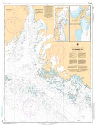Buy map Yellowknife Bay by Canadian Hydrographic Service from Canada Maps Store