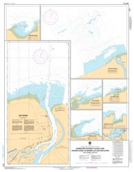 Buy map Harbours in Great Slave Lake/Havres Dans le Grand Lac des Esclaves - South Shore by Canadian Hydrographic Service from Canada Maps Store
