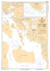 Buy map Air Force Island to/au Longstaff Bluff by Canadian Hydrographic Service from Canada Maps Store