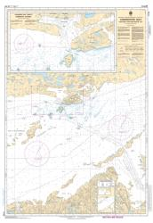 Buy map Coronation Gulf Eastern Portion/Partie Est by Canadian Hydrographic Service from Canada Maps Store
