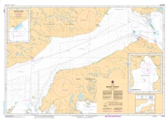 Buy map Dease Strait by Canadian Hydrographic Service from Canada Maps Store