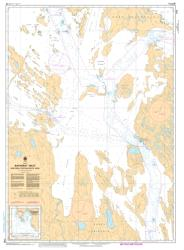 Buy map Bathurst Inlet - Northern Portion/Partie Nord by Canadian Hydrographic Service from Canada Maps Store