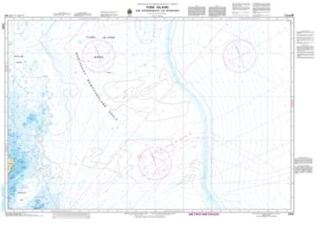 Buy map Funk Island and Approaches/et les Approches by Canadian Hydrographic Service from Canada Maps Store