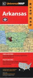 Buy map Arkansas Road Map by Kappa Map Group from Alabama Maps Store