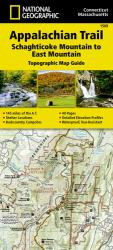 Buy map Appalachian Trail Topographic Map Guide, Schaghticoke Mountain to East Mountain by National Geographic Maps from Connecticut Maps Store