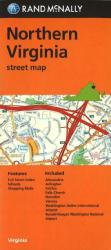 Buy map Virginia, Northern, Streets by Rand McNally from Virginia Maps Store