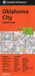 Buy map Oklahoma City, Oklahoma, Street Map by Rand McNally from Oklahoma Maps Store