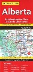 Buy map Alberta Road Map by Canadian Cartographics Corporation from Alberta Maps Store