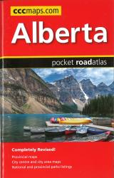 Buy map Alberta Pocket Road Atlas by Canadian Cartographics Corporation from British Columbia Maps Store
