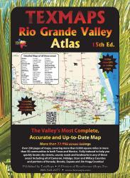 Buy map Victoria, Texas Regional Atlas by Texmaps from Texas Maps Store