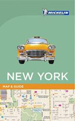 Buy map Michelin Map and Guide, New York City by Michelin Maps and Guides from New York Maps Store