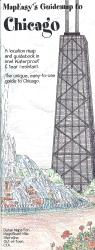 Buy map Chicago, Illinois Mini Guidemap by MapEasy, Inc. from Illinois Maps Store