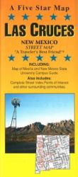 Buy map Las Cruces, New Mexico by Five Star Maps, Inc. from New Mexico Maps Store