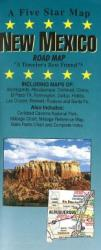 Buy map New Mexico by Five Star Maps, Inc. from New Mexico Maps Store