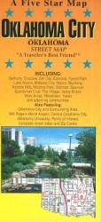 Buy map Oklahoma City, Oklahoma by Five Star Maps, Inc. from Oklahoma Maps Store