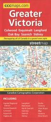 Buy map Greater Victoria, British Columbia by Canadian Cartographics Corporation
