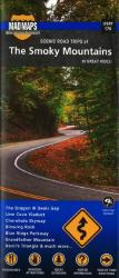 Buy map Smoky Mountains, Regional Scenic Tours by MAD Maps from United States Maps Store