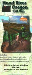 Buy map Hood River, Oregon, Trail Map by Adventure Maps from Oregon Maps Store
