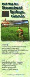 Buy map Steamboat Springs, CO, Trail Map by Adventure Maps from Colorado Maps Store