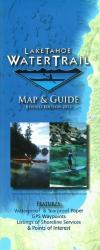 Buy map Lake Tahoe Water Trail Map and Guide by Adventure Maps from United States Maps Store