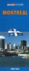 Buy map Montreal, Quebec by Route Master from Quebec Maps Store