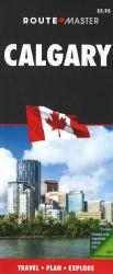 Buy map Calgary, Alberta by Route Master from Alberta Maps Store