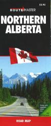 Buy map Alberta, Northern by Route Master from Alberta Maps Store
