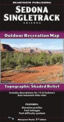 Buy map Sedona Singletrack, AZ by Beartooth Publishing from United States Maps Store