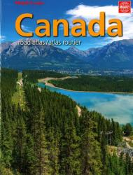 Buy map Canada Road Atlas - French/English edition by MapArt Corporation from Canada Maps Store
