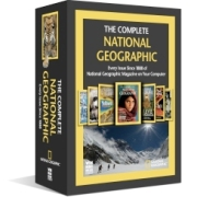 The Complete National Geographic from Massachusetts Maps Store