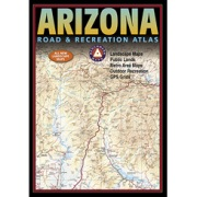 Arizona Road & Recreation Atlas in Arizona Map Store