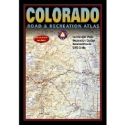 Colorado Road & Recreation Atlas from Colorado Maps Store