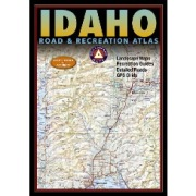 Idaho Road & Recreation Atlas from Idaho Maps Store