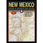 New Mexico Road & Recreation Atlas from New Mexico Maps Store