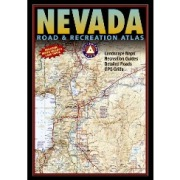 Nevada Road & Recreation Atlas from Nevada Maps Store