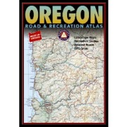 Oregon Road & Recreation Atlas in Oregon Map Store
