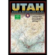 Utah Road & Recreation Atlas from Utah Maps Store