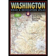 Washington Road & Recreation Atlas from Washington Maps Store