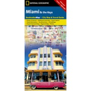 Miami and the Keys from Florida Maps Store