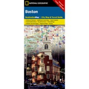 Boston from Massachusetts Maps Store