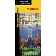 Montreal in Quebec Map Store