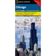 Chicago from Illinois Maps Store