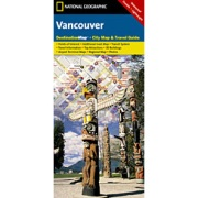 Vancouver in British Columbia Map Store