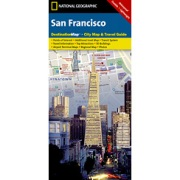 San Francisco from California Maps Store