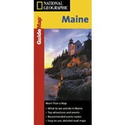 Maine in Maine Map Store