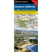 Southern California from California Maps Store