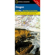 Oregon from Oregon Maps Store