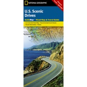 Scenic Drives USA from Wyoming Maps Store